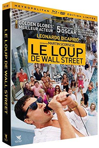 Le Loup de Wall Street [Édition Limitée Blu-Ray + DVD] 1